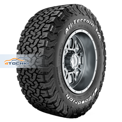 LT235/70R16 104/101S XL All Terrain T/A KO2
