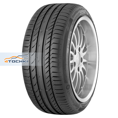 285/45R19 Continental ContiSportContact 5 SUV 111W RunFlat