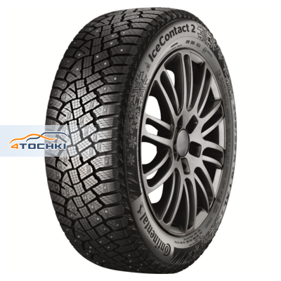 245/45R17 99T XL IceContact 2 (шип.)