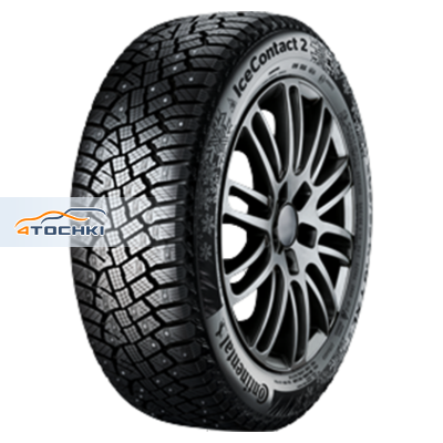 225/70R16 107T XL IceContact 2 SUV FR KD (шип.)