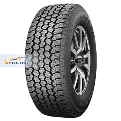 265/70R16 112T Wrangler All-Terrain Adventure With Kevlar OWL M+S