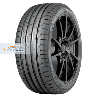 235/45R19 99W XL Hakka Black 2